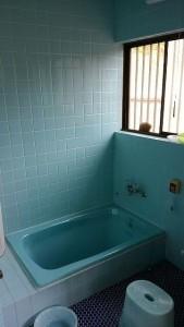 既存浴室2