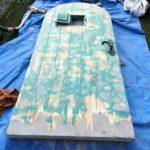 富士宮市宮原のイナダプランニングが輸入木ドアの全面補修をしたリンク画像です。